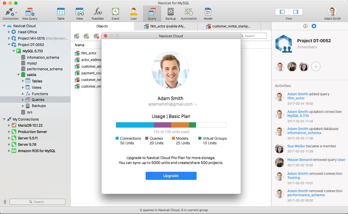 registration key navicat premium mac
