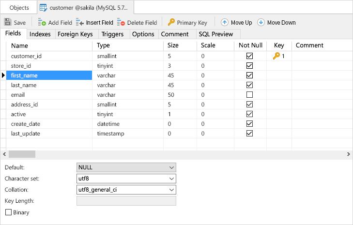 Navicat for MySQL | MySQL Database Administration and