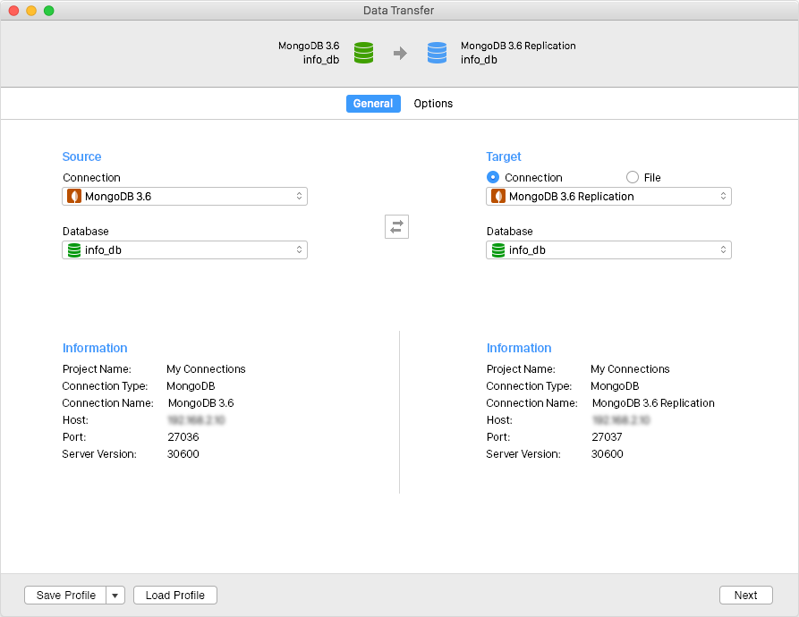 Navicat for MongoDB | MongoDB Database Administration and