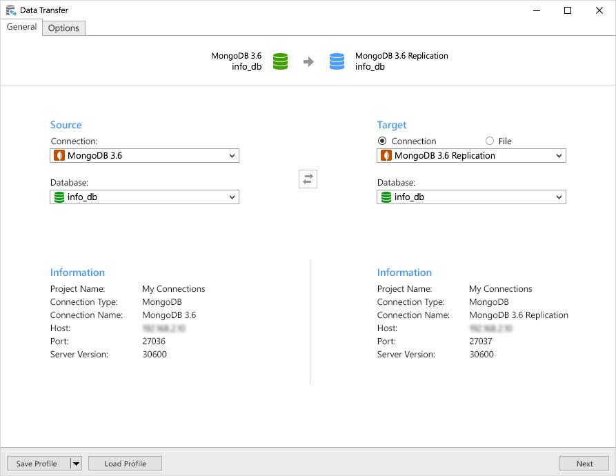 Navicat for MongoDB | MongoDB Database Administration and
