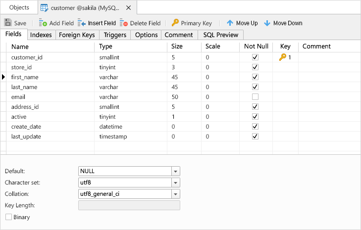 Navicat for MySQL | MySQL Database Administration and